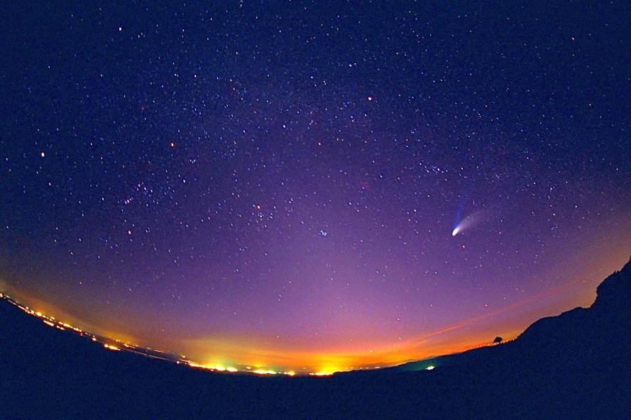 750 Koleksi Gambar Keren Langit HD